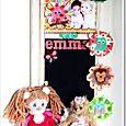 Sassafras Blackboard for Emma
