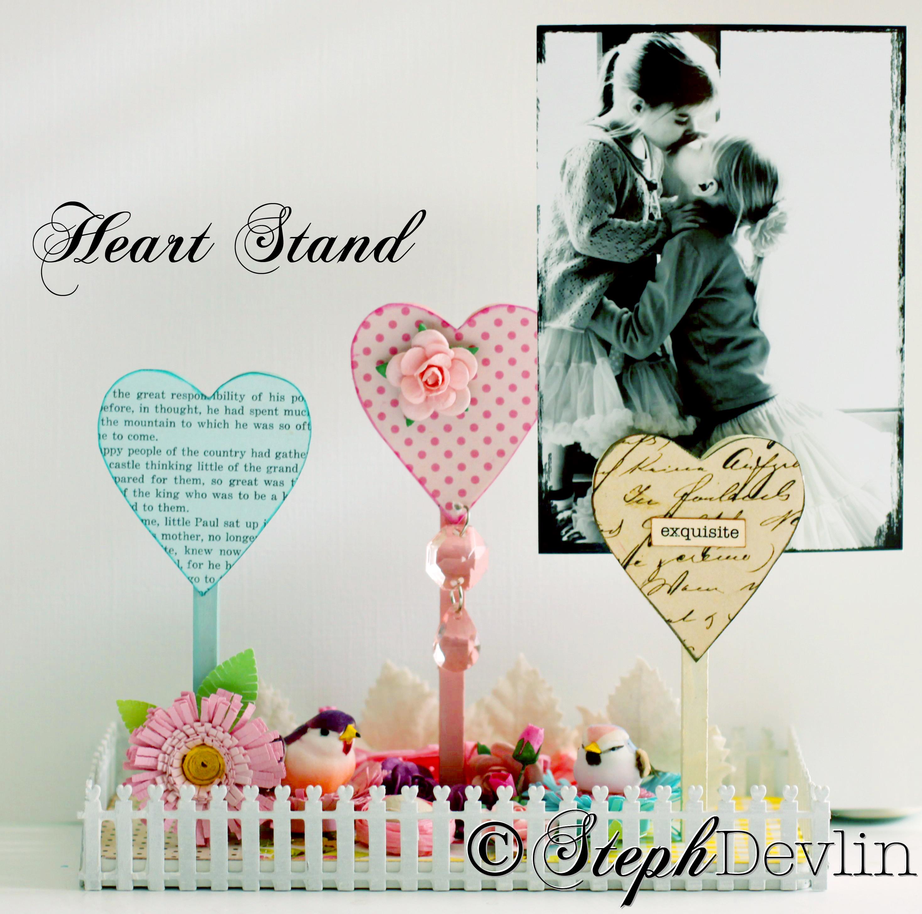 Heartstand