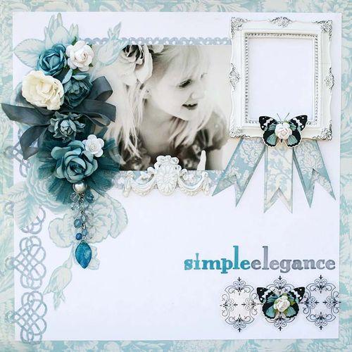 TCR Simple Elegance