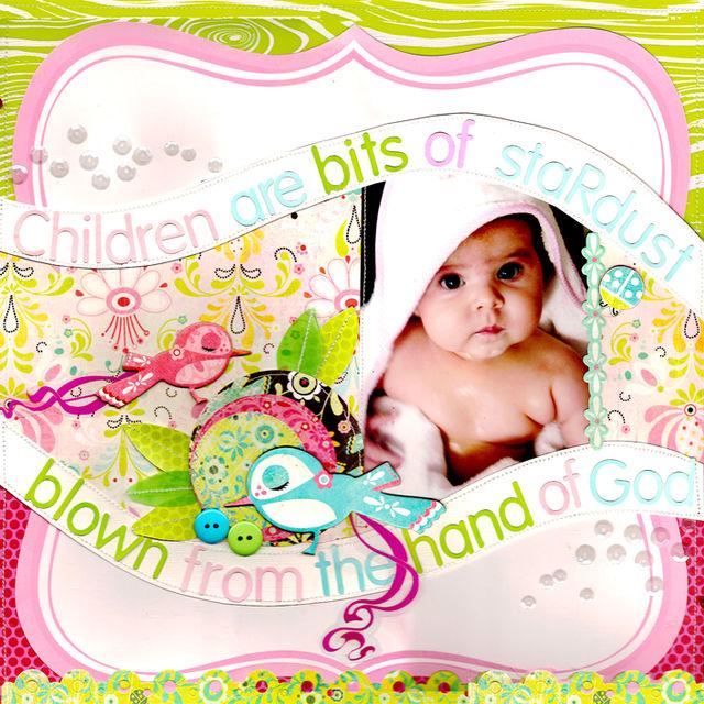 Children are like Stardust ...